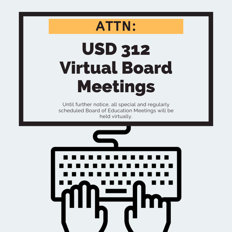 USD 312 Virtual Board Meetings
