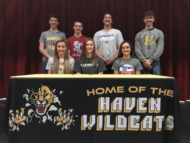 Wildcats Sign Collegiate Letters of Intent