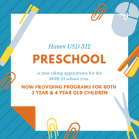 3 & 4 Year Old Preschool Available at Haven